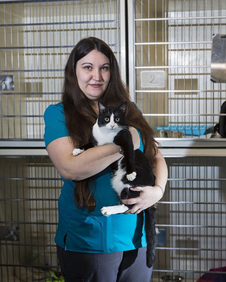 Océace Lopez Assistante Spécialisée Vétérinaire